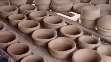 Skapande söndag – Keramik