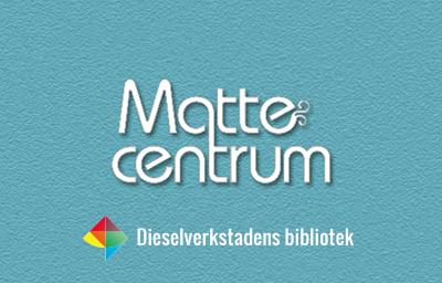 Läxhjälp med Mattecentrum