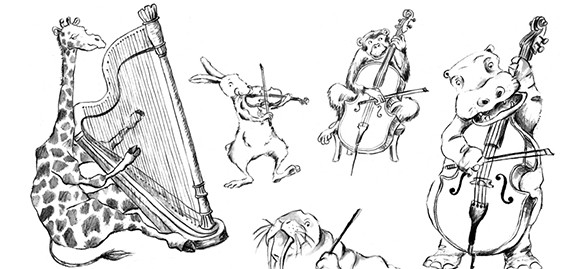 THE SECOND HAND ORCHESTRA