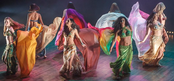 Layali – orientalisk dansshow