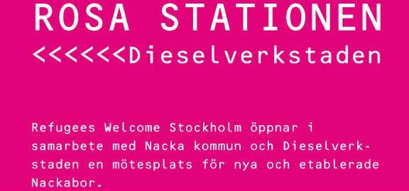 Rosa stationen