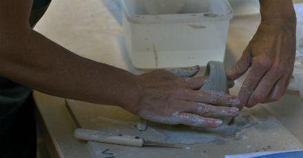 Keramik vuxna från 18 år (Terminskurs)