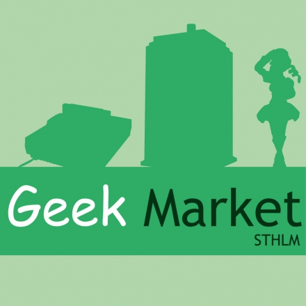 Geek Market på Dieselverkstaden!