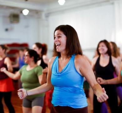 Nia – Dans-fitness klass (kurs eller drop-in)