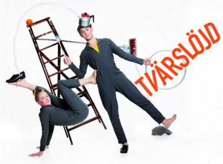 Familjelördag: Tvärslöjd, en ljuvligt magisk nycirkusföreställning för stora och små – Kompani Giraff