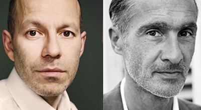 Grannar – en kväll med Novellix, Aris Fioretos & Augustin Erba
