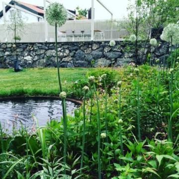 Föredrag om trädgårdsdesign