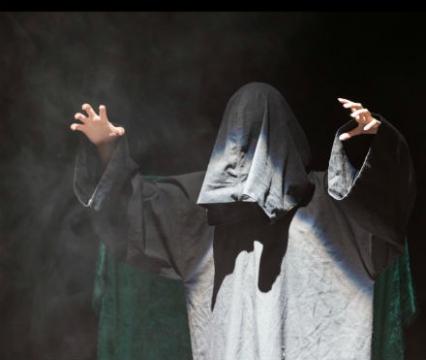 Det spökar hemma hos familjen Addams