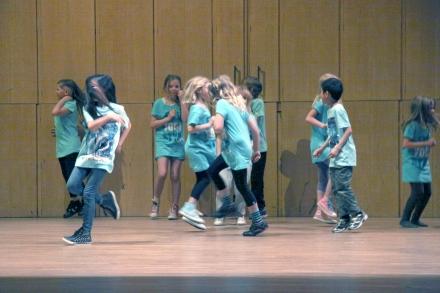 Showdans/ Gymnastik/ Streetdance 4-5 år Terminskurs