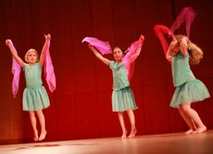 Streetdance/ Showdans/ Gymnastik 6-7 år Terminskurs