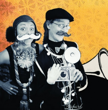 Familjelördag: Akropanik – Cirkus Trattofon