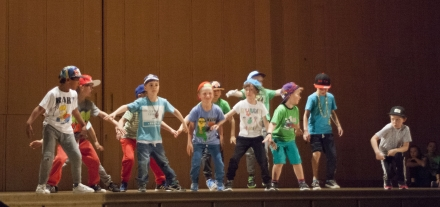 Streetdance/ Gymnastik 8-9 år Terminskurs