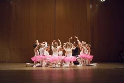 Balett/Gymnastik för 5-7 år (Terminskurs) vår 2018