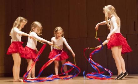 Gymnastik/Akrobatik för 5-6 år (Terminskurs) vår 2018