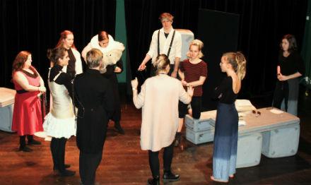Teater 11-13 år onsdag (Terminskurs) höst 2018