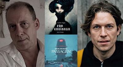 Mörka visioner: en kväll med Anders Fager & Simon Stålenhag