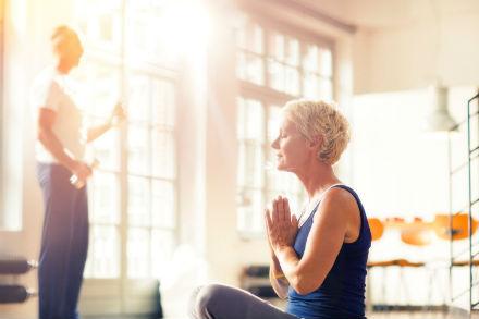 Pilates för seniorer (terminskurs) vår 2018