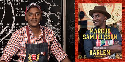 Fredagsmys & boksignering med Marcus Samuelsson