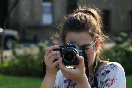Sommarlovsextra: Tvådagarskurs i digitalt foto