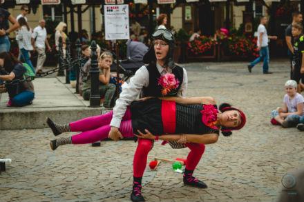 Sommarteater: Akropanik – Cirkus Trattofon
