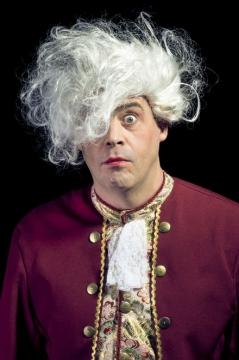 Familjelördag: Imse vimse Mozart – Länsmusiken