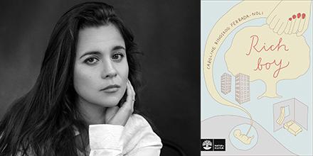 Författarkväll med Caroline Ringskog Ferrada-Noli