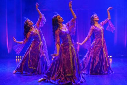 Layali Orientaliska Dansakademi – elevshow