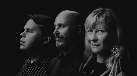 Knutssons karameller presenterar: trion Willemark, Knutsson och Öberg