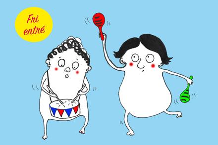 Babygung – ramsa och sjung!