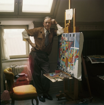 Nacka konsthall: Sverre Erixon – En retrospektiv