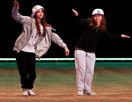 Streetdance/Showdans/Hip-Hop/Michael Jackson 9-11 år Terminskurs
