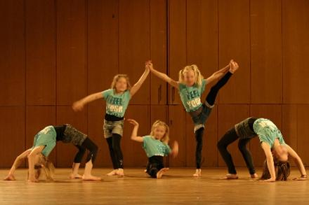 Streetdance/ Gymnastik 7-9 år Terminskurs