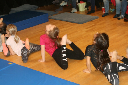 Gymnastik/ Akrobatik/ Showdance 5-6 år Terminskurs