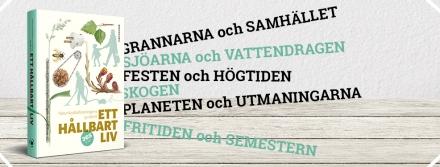 Föredrag: Ett hållbart liv – med författaren och miljöjournalisten Johanna Ståhl