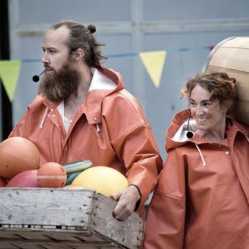Sommarteater: Havet med Kompani Fjård