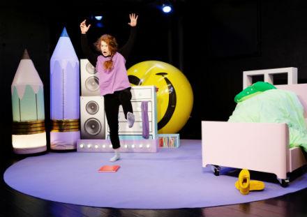 Familjelördag: Hej Hyper – Teater De Vill