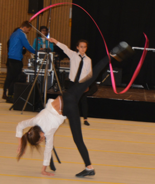 Gymnastik /Akrobatik /Showdans 8-11 år Terminskurs