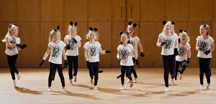 Gymnastik/ Akrobatik/ Showdans 4-6 år