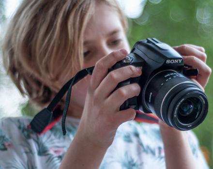 VT 2020 Foto 11-13 år Terminskurs