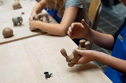 Höstlovsextra: Keramikkurs 9-11 år Tvådagarskurs FULLBOKAD