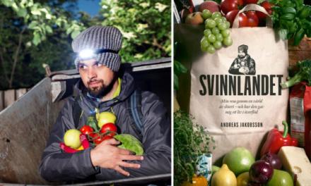 Författarkväll: Svinnlandet