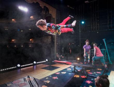Cirkus Cirkör presenterar Bloom – UTSÅLT