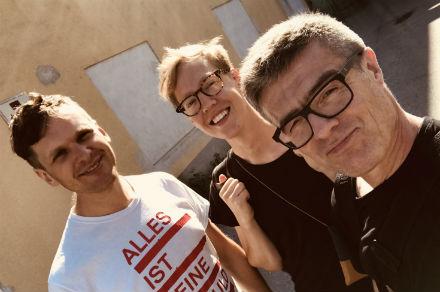 Alberto Pinton Trio – Jazz i Nacka konsthall – fri entré