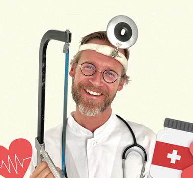 Henrik Widegren: Medicinens sjuka historia