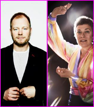 Jazz i konsthallen: Lina Nyberg/Daniel Karlsson duo – fri entré!