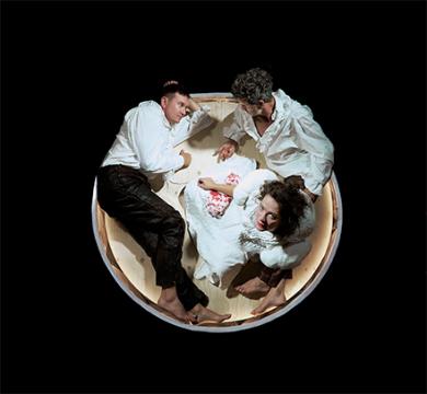Urpremiär Richard II och framtiden – Långsjo: teater