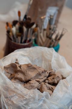 Höstlovskurs: Keramik 11-13 år FULLBOKAD